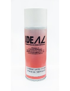 SPRAY SILICONA 400ML  I D E A L  SILI-19