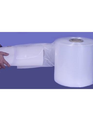PLASTICO TUBO TRANSP 1