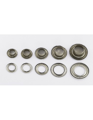 OLLAO *INOX* 27 C/ARANDELA COMPLET400/12