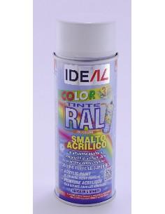 ACRYL RAL 8017 MARRON CHOCOLATE 400ML*IDEAL