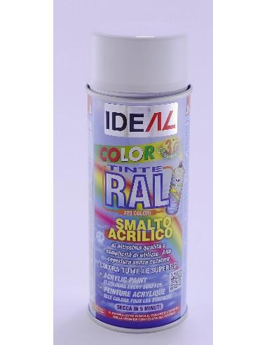 ACRYL RAL 9016 BLANCO 400ML*IDEAL TOLDERO