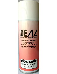 SPRAY INOX *IDEAL* 400ml