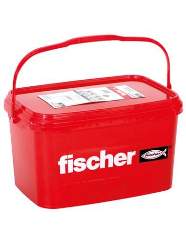 TACO FISCHER *SX* 6MM (CUBO 3200 unid.)