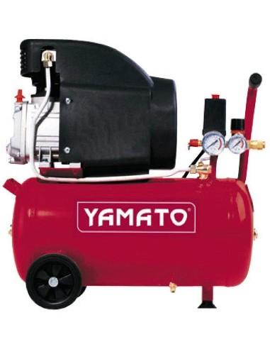 COMPRESOR 25LITROS 2HP YAMATO<